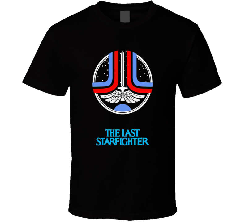 Starfighter Retro Cool 80's Sci Fi Movie T Shirt