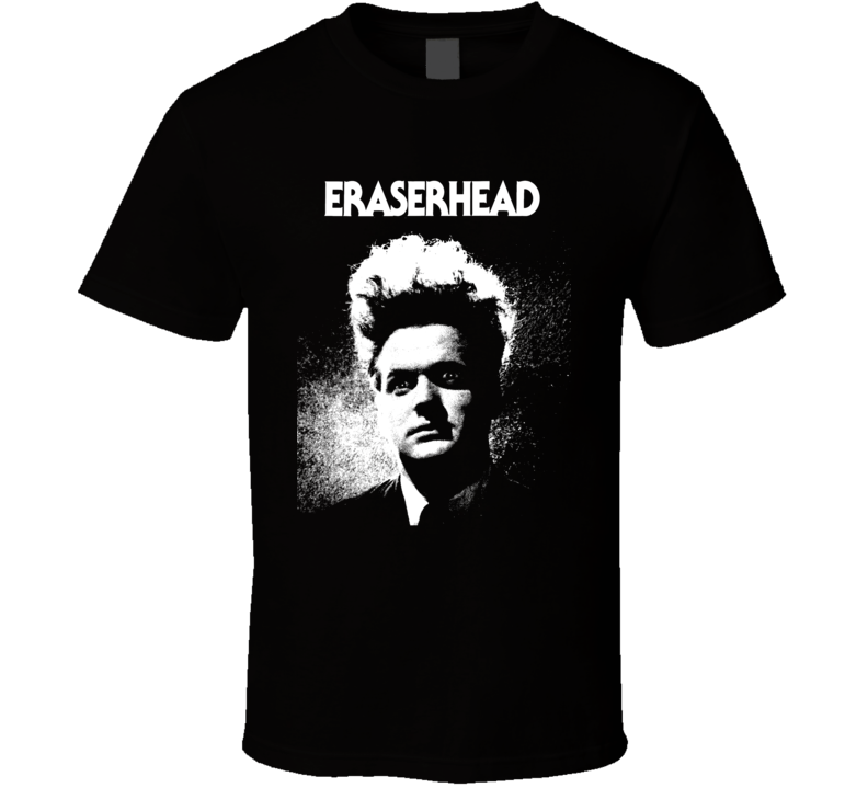 Eraserhead Classic Cult Horror Movie T Shirt