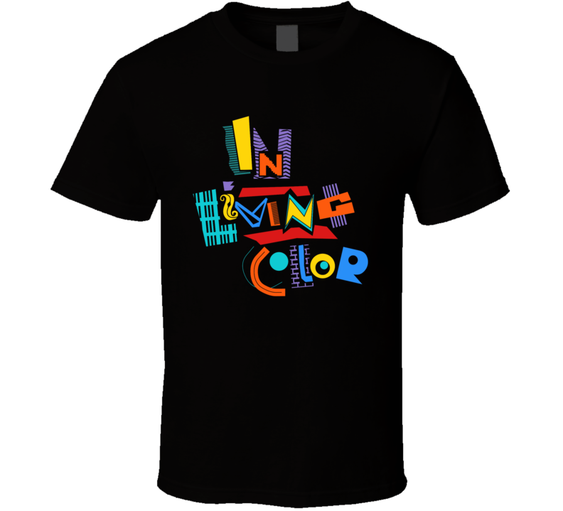 In Living Color 90's Sitcom Funny Tv Show T Shirt