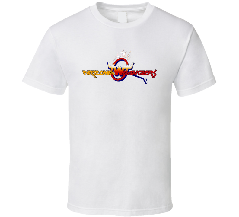 Arizona Wranglers Usfl Retro 80's Football T Shirt