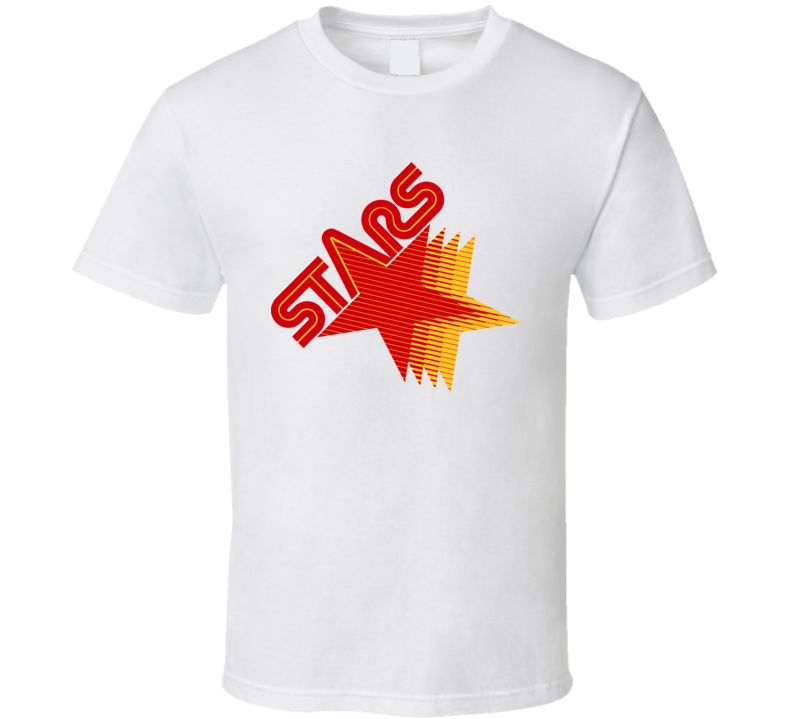 Philadelphia Stars Usfl Retro 80's Football T Shirt