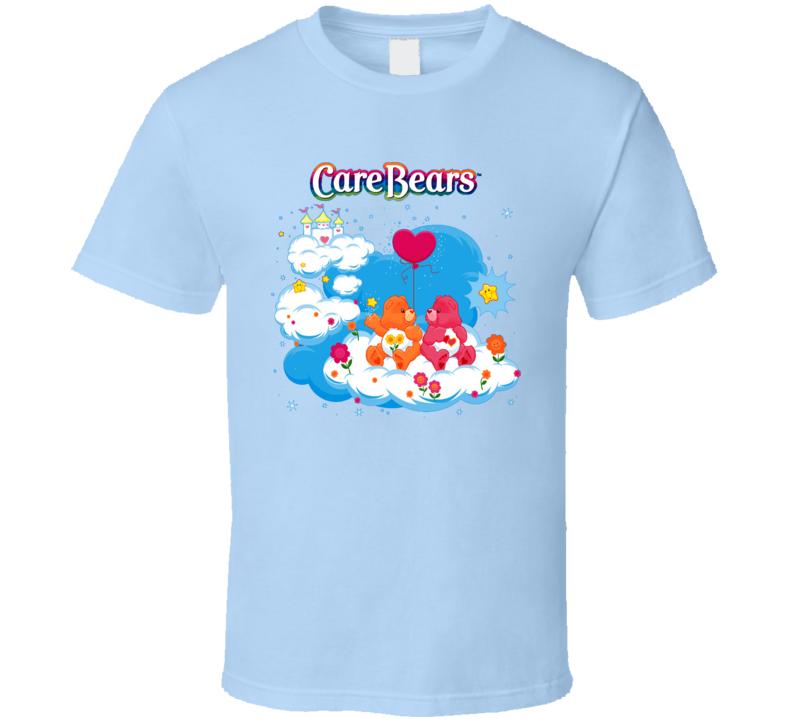 Care Bears 80s Cartoon Retro T Shirt