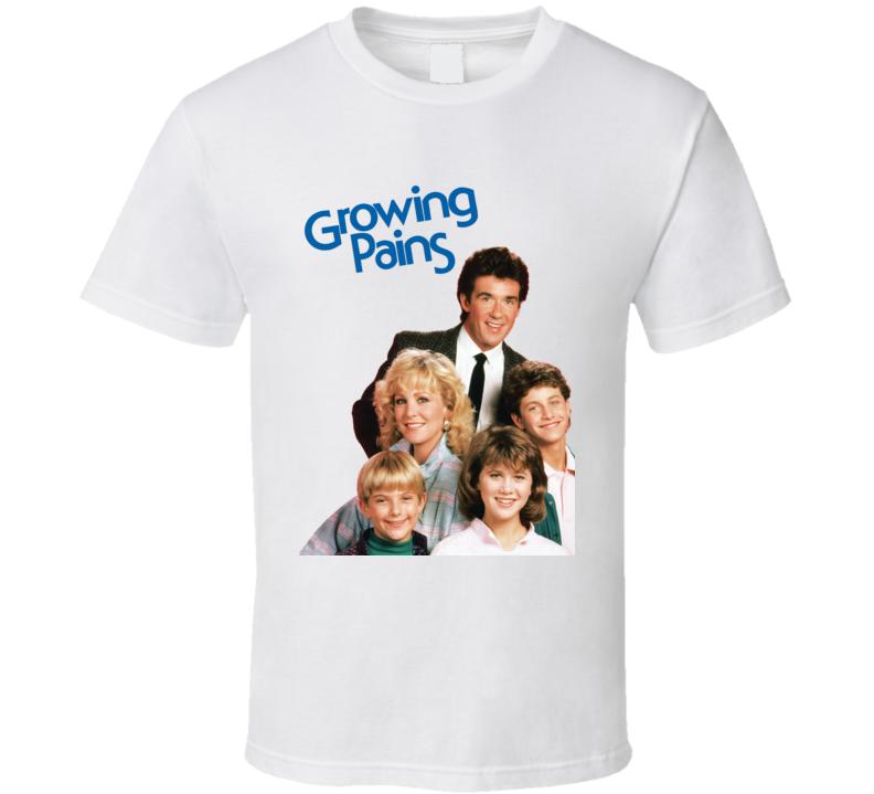 Growing Pains Retro Tv Show T Shirt