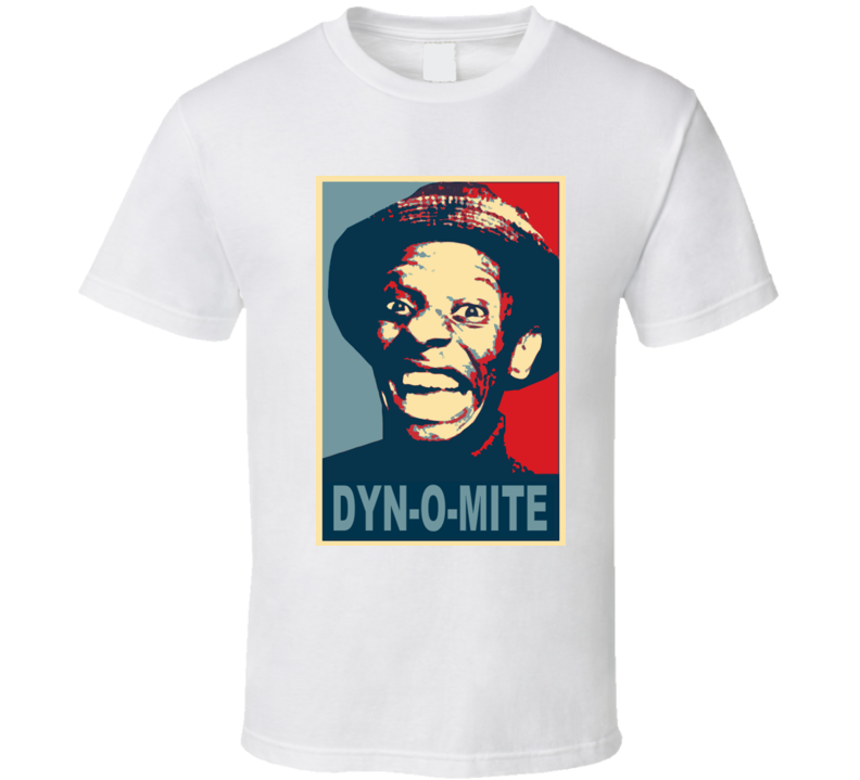 Dynomite Jimmy Walker Good Times Tv Show T Shirt