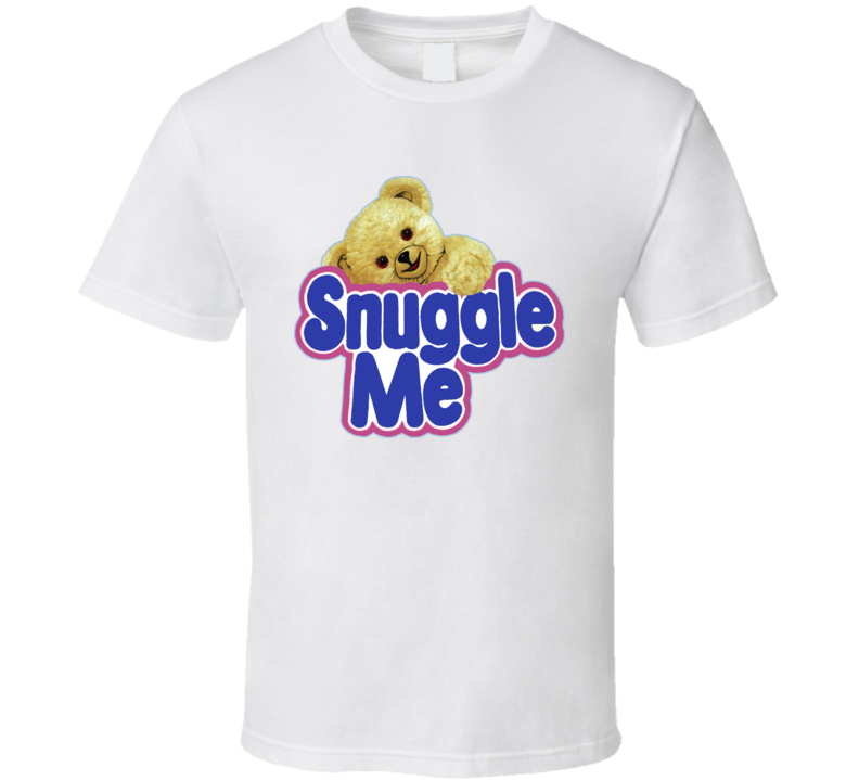 Snuggle Fabric Softner Cute Retro T Shirt