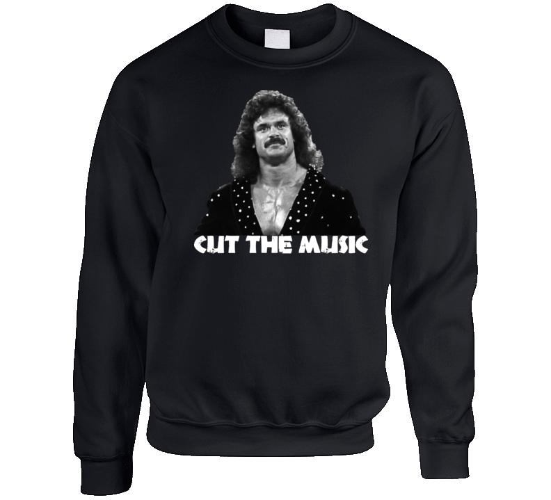 Ravishing Rick Rude Cut Music Retro Wrestling Crewneck Sweatshirt T Shirt