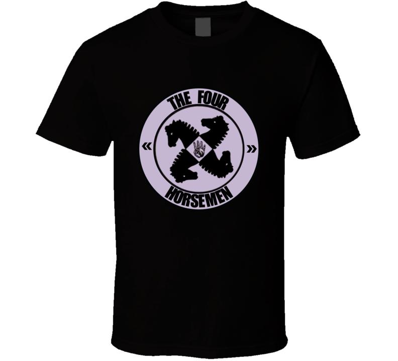 Four Horsemen Retro Wcw Wrestling Crewneck Sweatshirt  T Shirt
