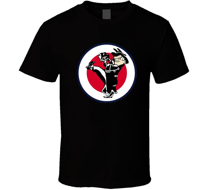 Washington Senators Baseball Retro Baseball Raglan T Shirt