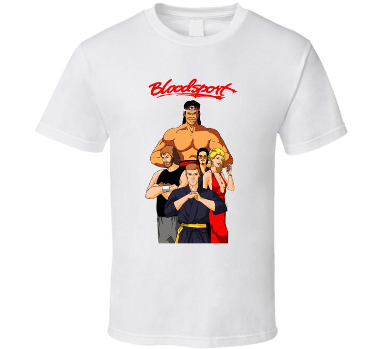 Bloodsport T Shirt