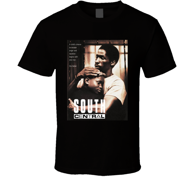 South Central Retro Gangster Los Angeles Movie  T Shirt