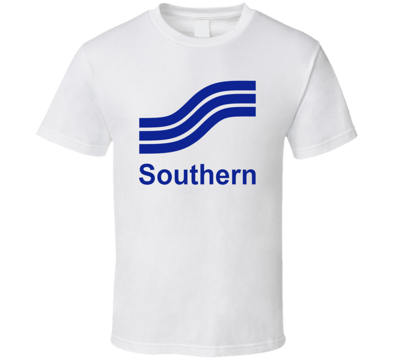 Southern Airlines Retro Defunct Airlines T Shirt