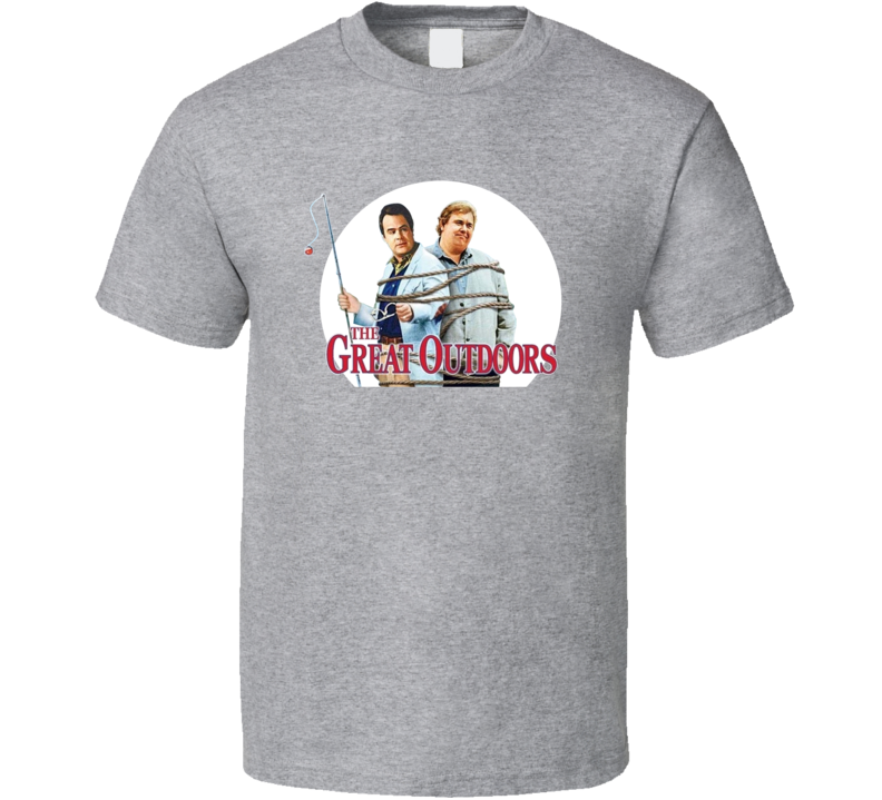 The Great Outdoors John Candy Retro 80s Comedy Funny T Shirt