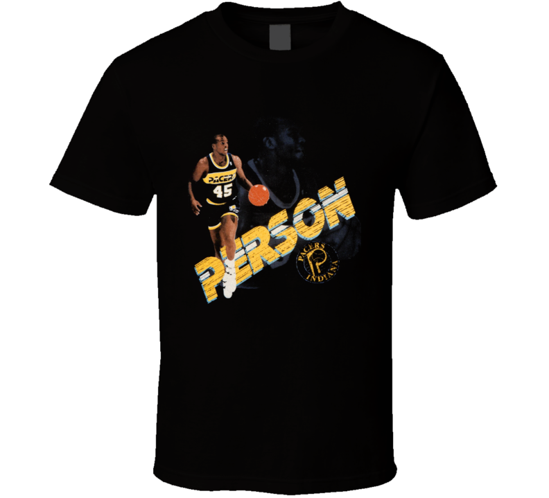 Chuck Person Retro Basketball T Shirt