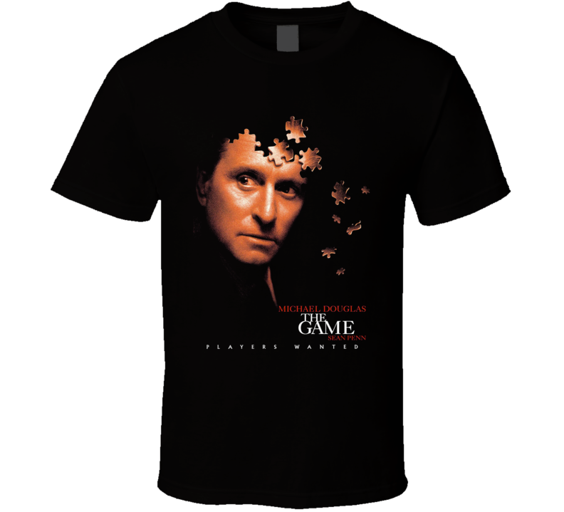 The Game Retro 90's Movie T Shirt