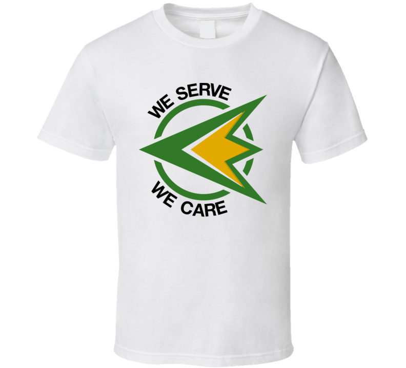 Guyana Airlines Defunct Airline Logo T Shirt