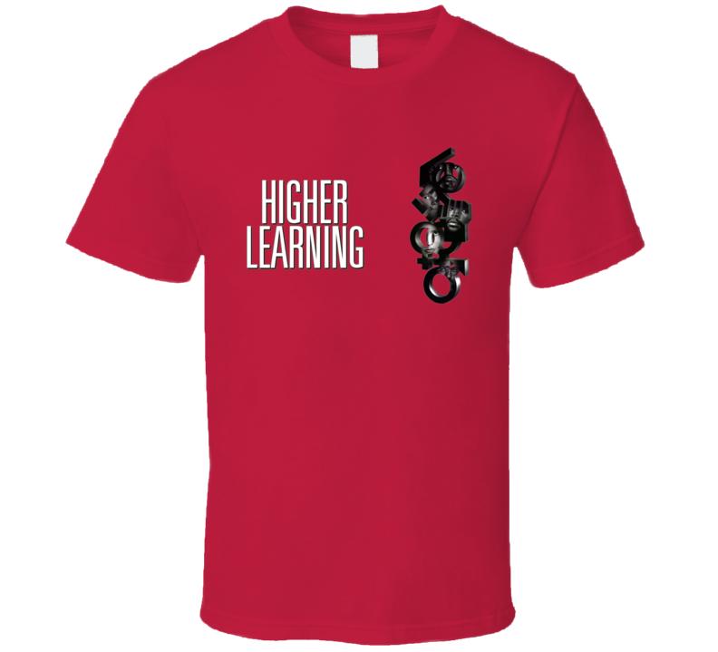 Higher Learning Hip Hop Thriller 90's Movie T Shirt