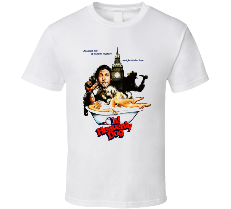Oh Dog Chevy Chase Retro Comedy Funny Movie T Shirt