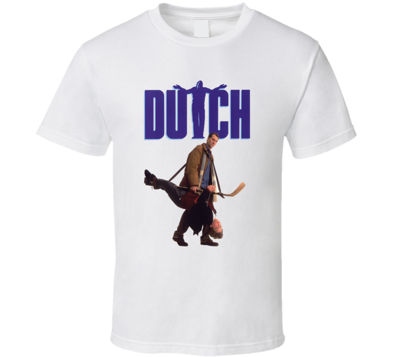 Dutch Retro 90's Comedy Funny T Shirt