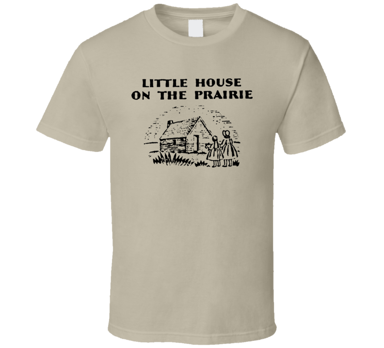 Little House On The Prairie Book T Shirt