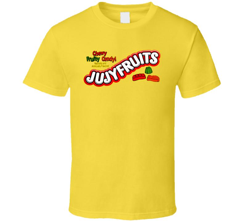 Jujyfruits Classic Candy Food Seinfeld T Shirt