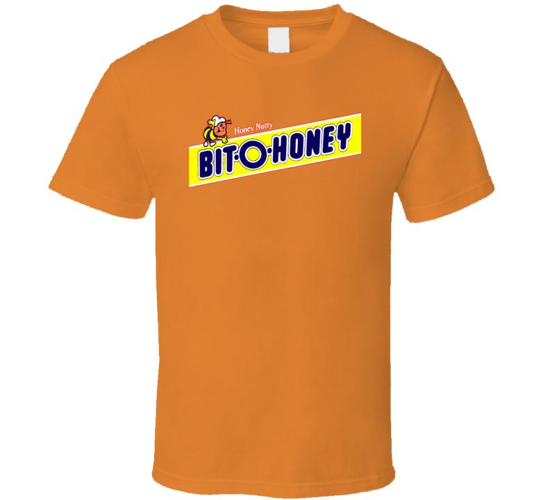 Bit O Honey Classic Candy Food T Shirt