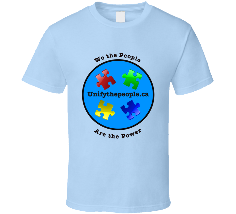 Unify The People Classc T Shirt