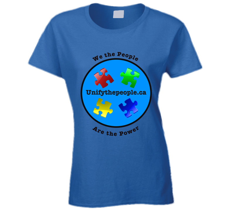 Unify The People Ladies T Shirt