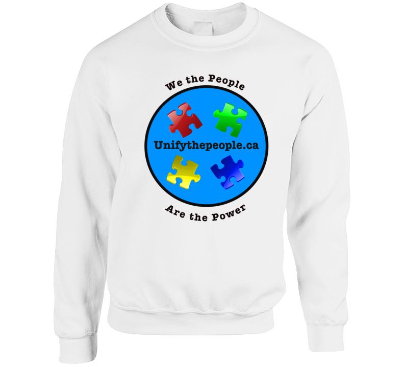 Unify The People Crew Neck Sweatshirt