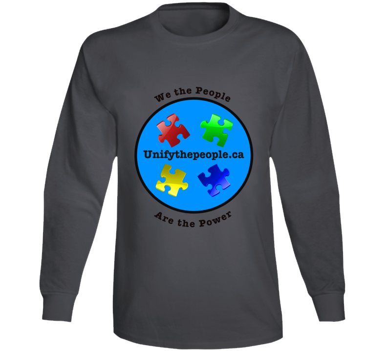 Unify The People Long Sleeve T Shirt