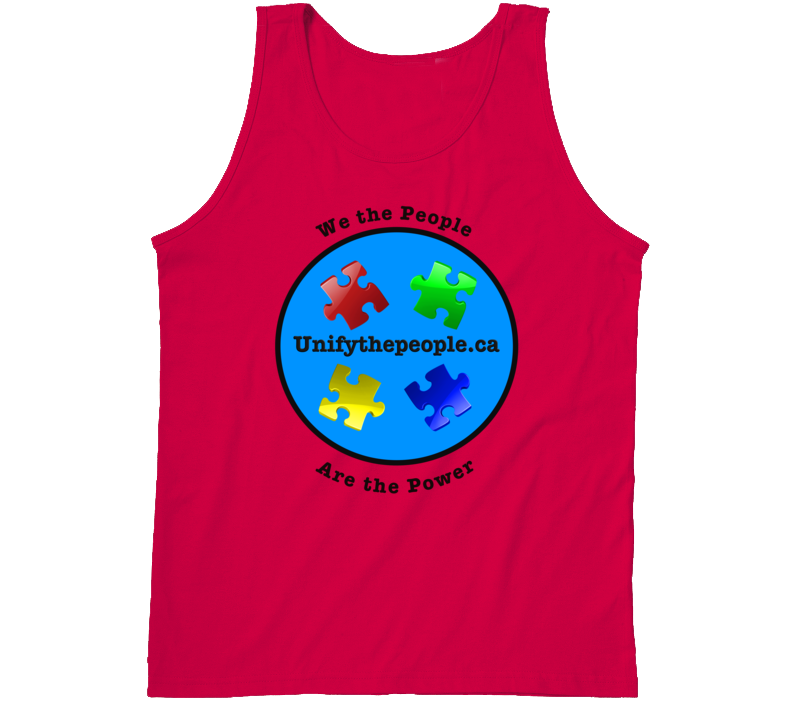 Unify The People Tanktop