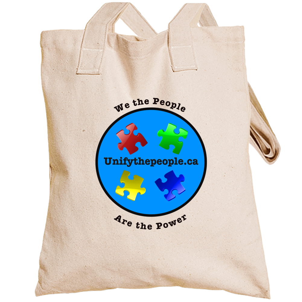 Unify The People Tote Bag Totebag