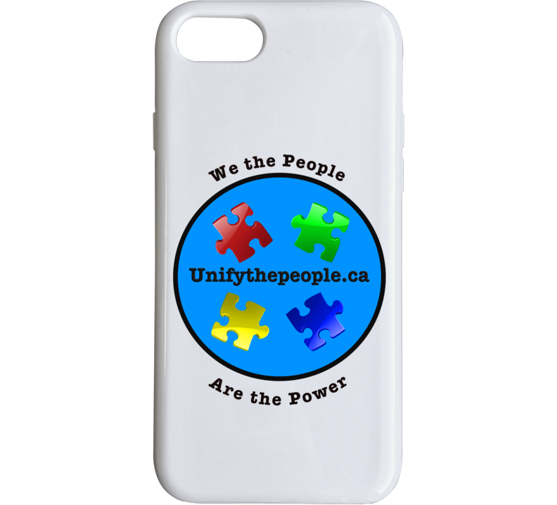 Unify The People Phone Case
