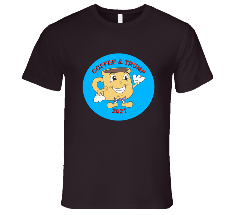 Coffee And Trump Premium T Shirt