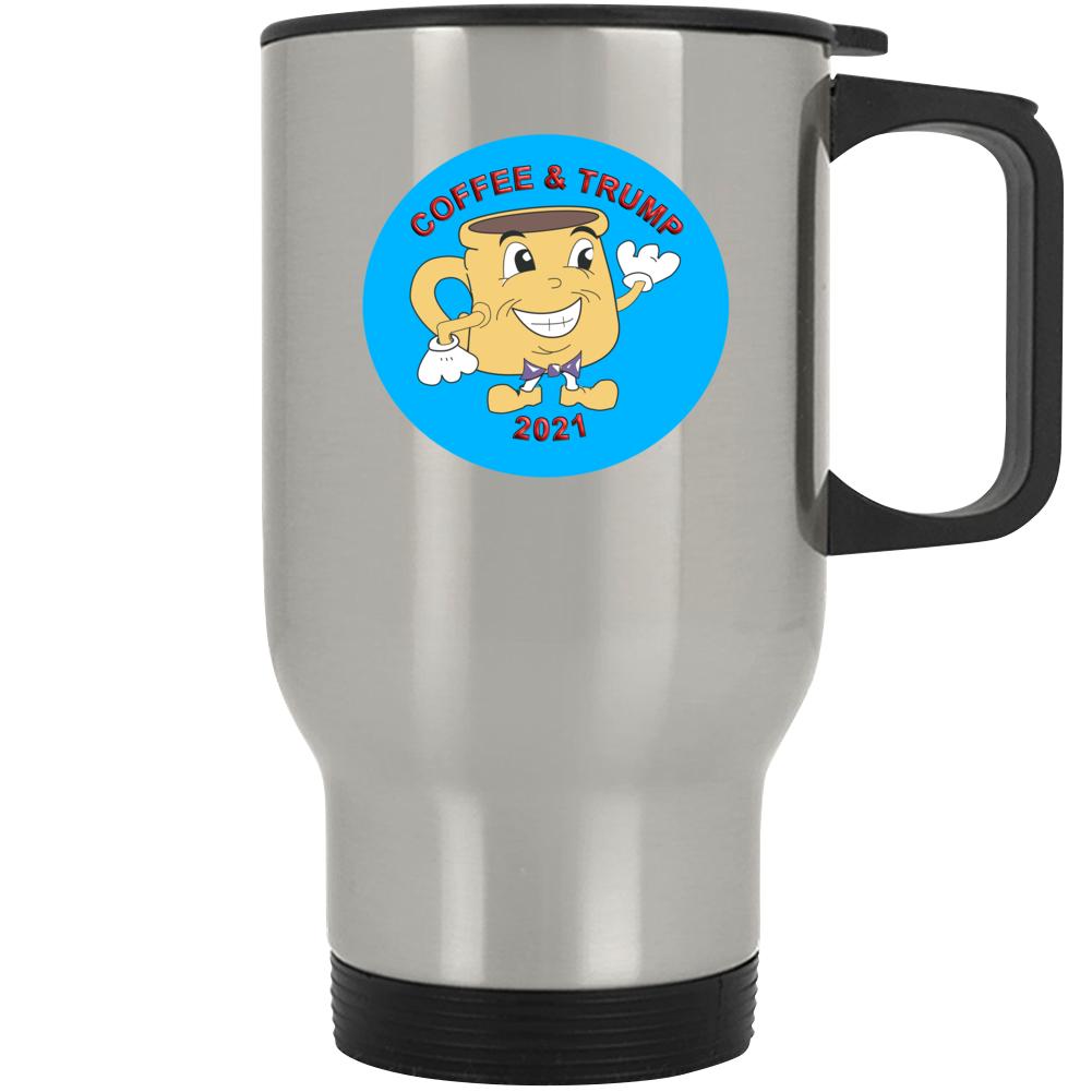 Coffee And Trump Mug