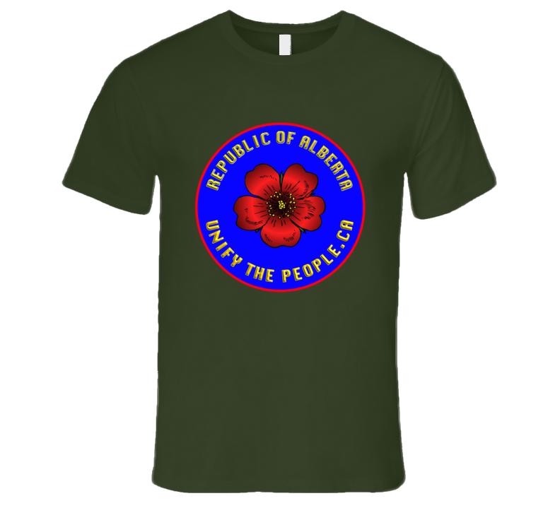 Reupublc Of Alberta And Unify Premium T Shirt