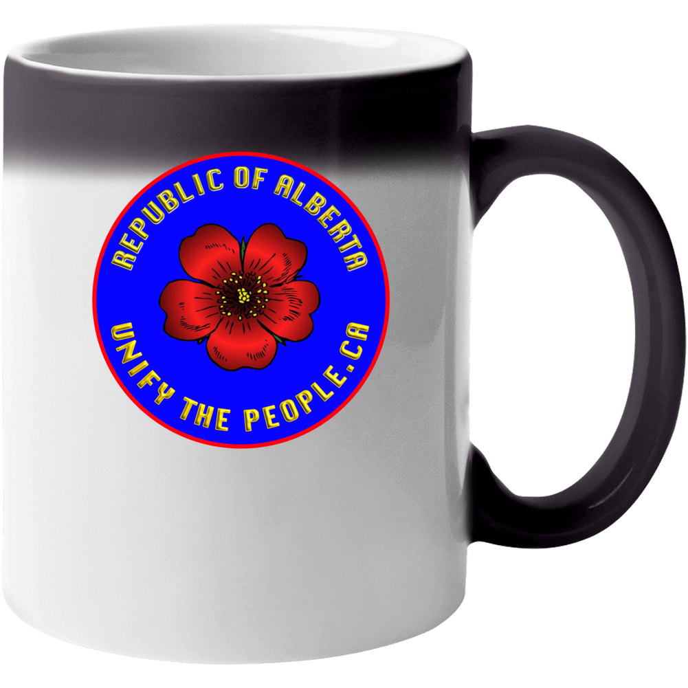 Republic Of Alberta With Unify Mug