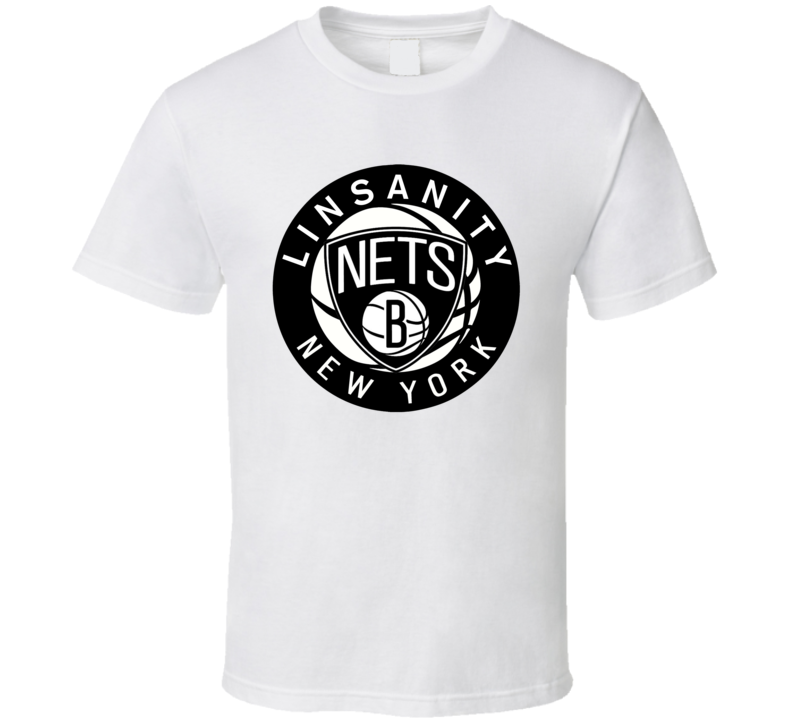 Jeremy Lin Brooklyn Nets Linsanity New York T Shirt