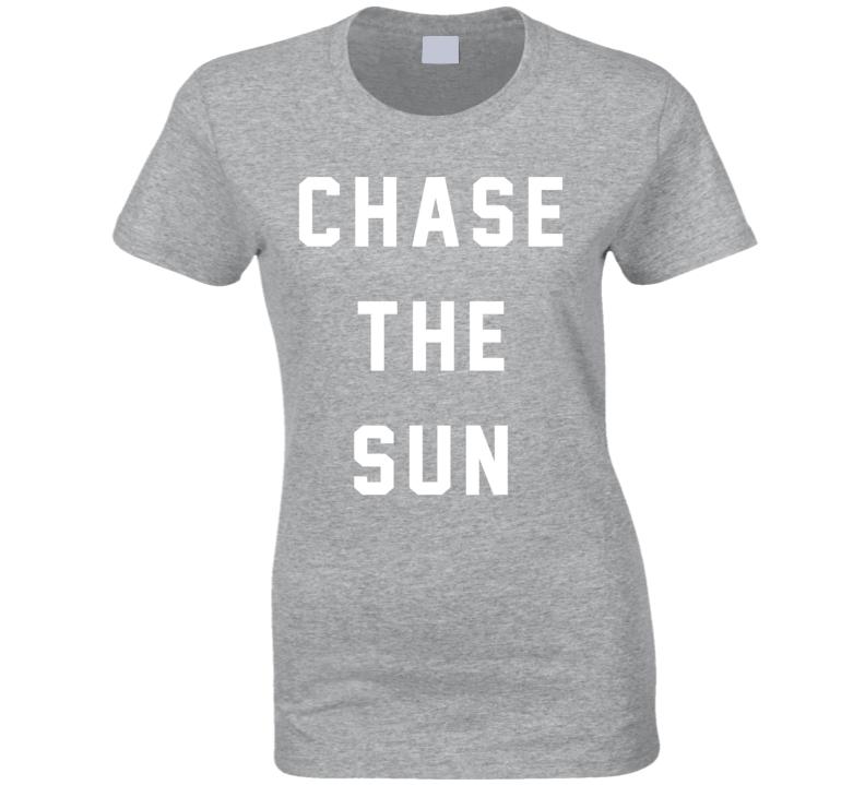 LeAnn Rimes Chase The Sun T Shirt