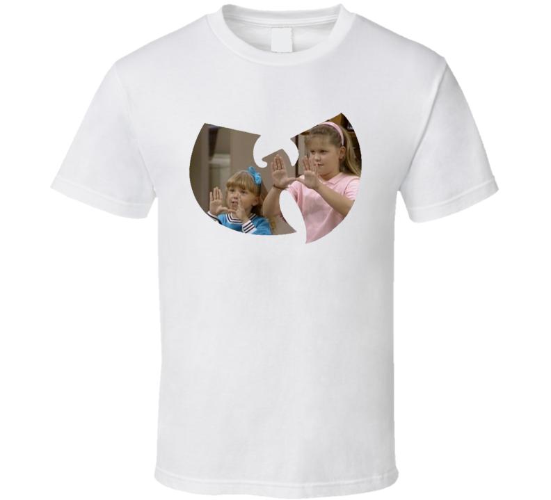 Full House Wu Tang Clan Funny T Shirt
