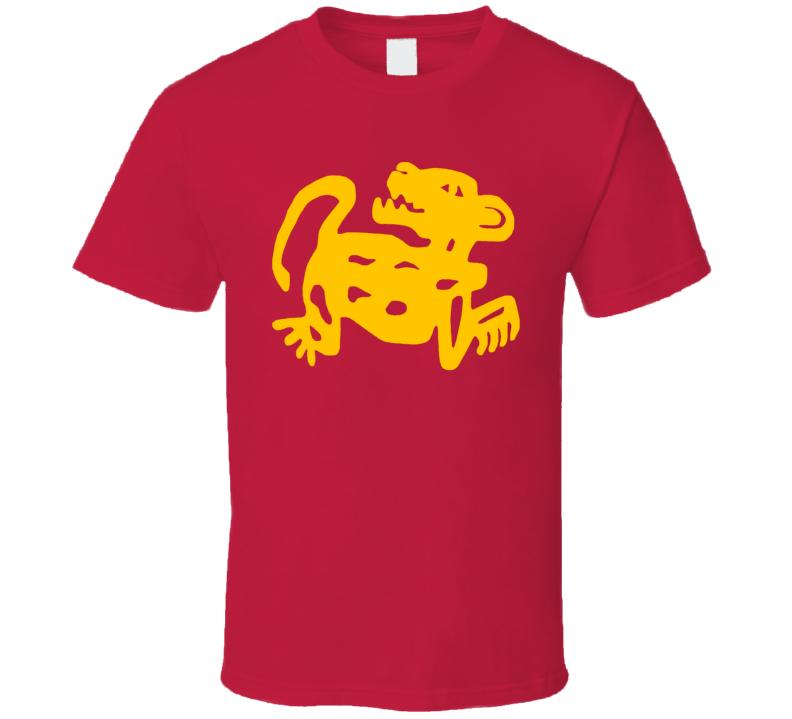 legends of the hidden temple red jaguars vintage retro gift t shirt