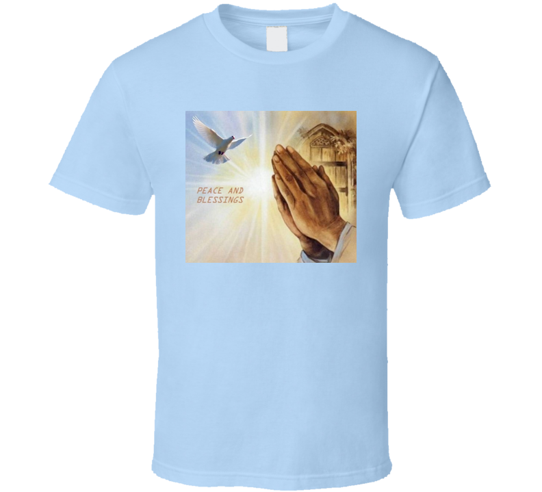 Peace and Blessing Tshirt