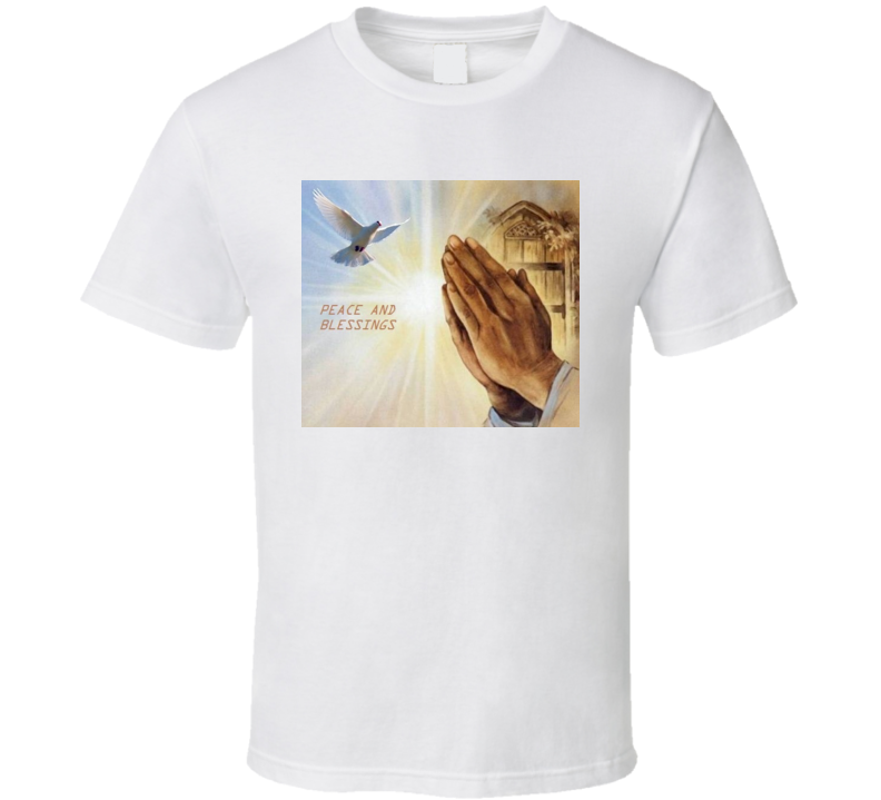 Peace and Blessing T- Shirt