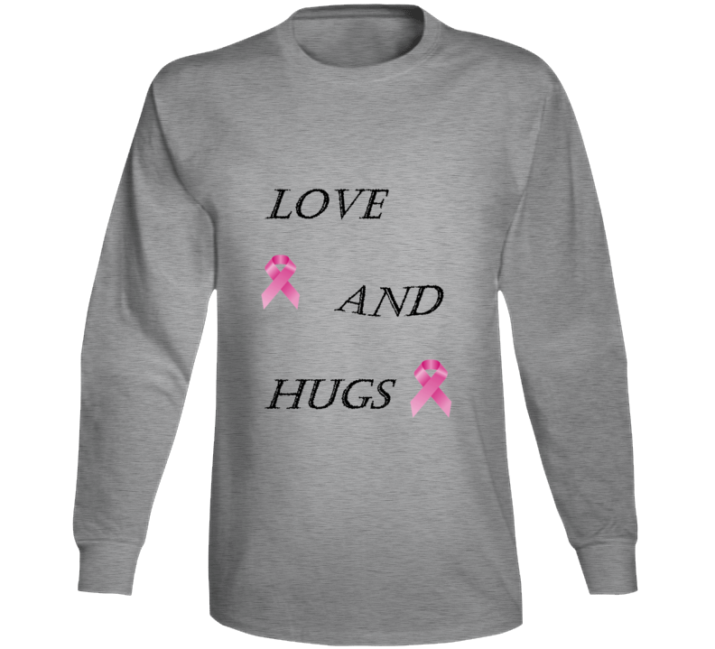 Love And Hugs Long Sleeve