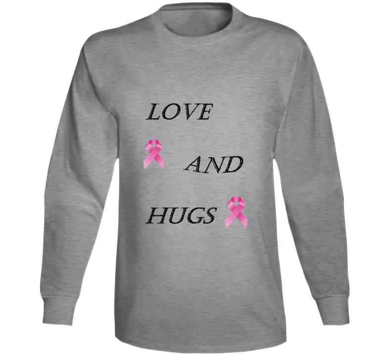 Love And Hugs Long Sleeve