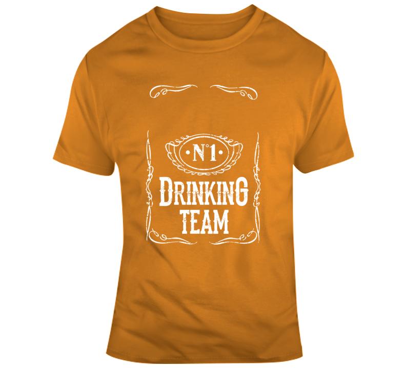 Team Drinking T Shirt