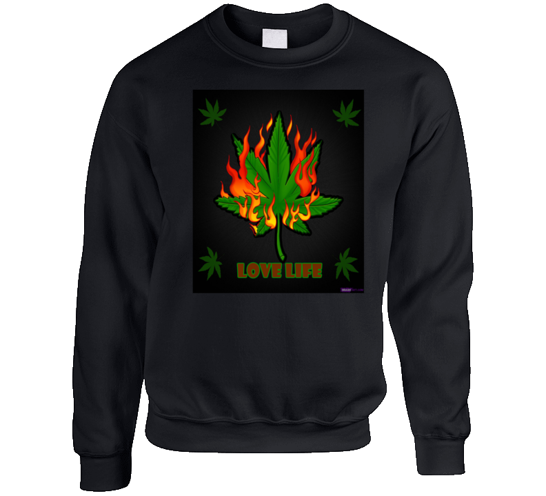 About That Smokers Life Sweatshirt T Shirt