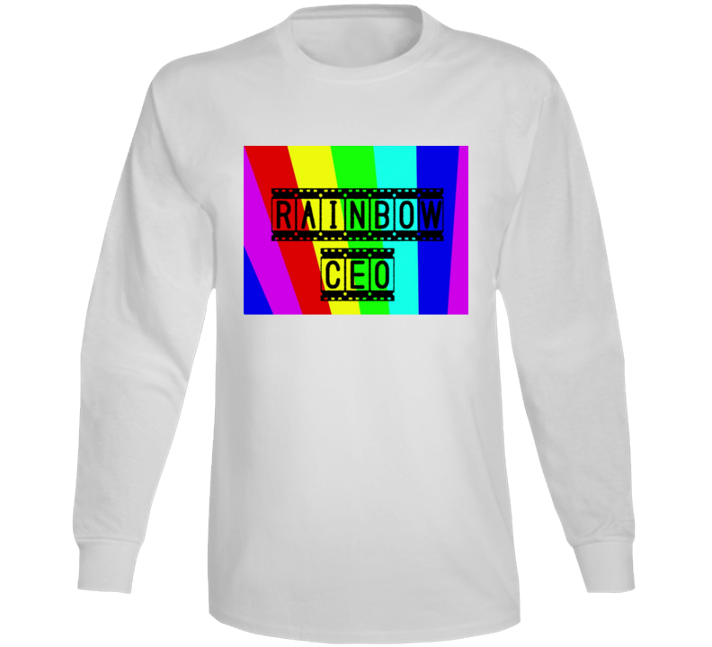 From The Root Rainbow Ceo's Collection  Long Sleeve
