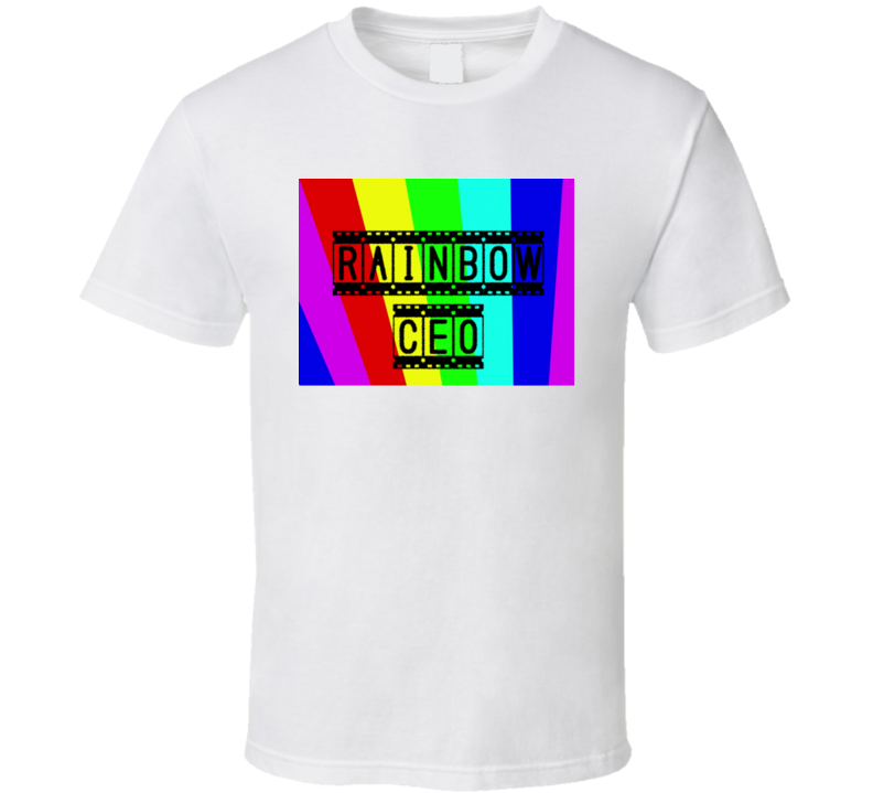 From The Root Rainbow Ceo's Collection T Shirt