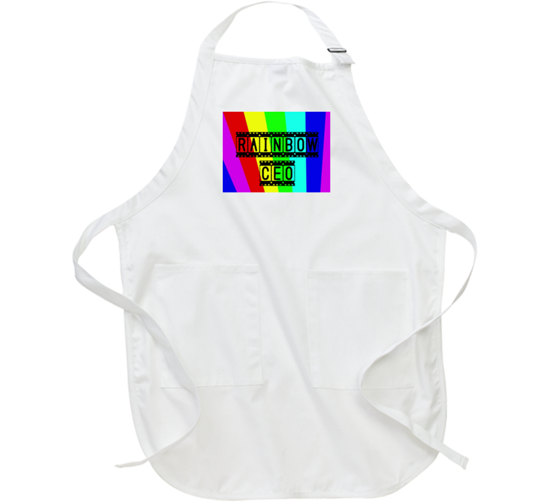From The Root Rainbow Ceo's Collection Apron