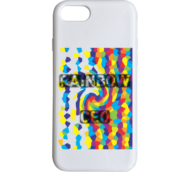 Rainbow Ceo Cooking/ Grilling Phone Case